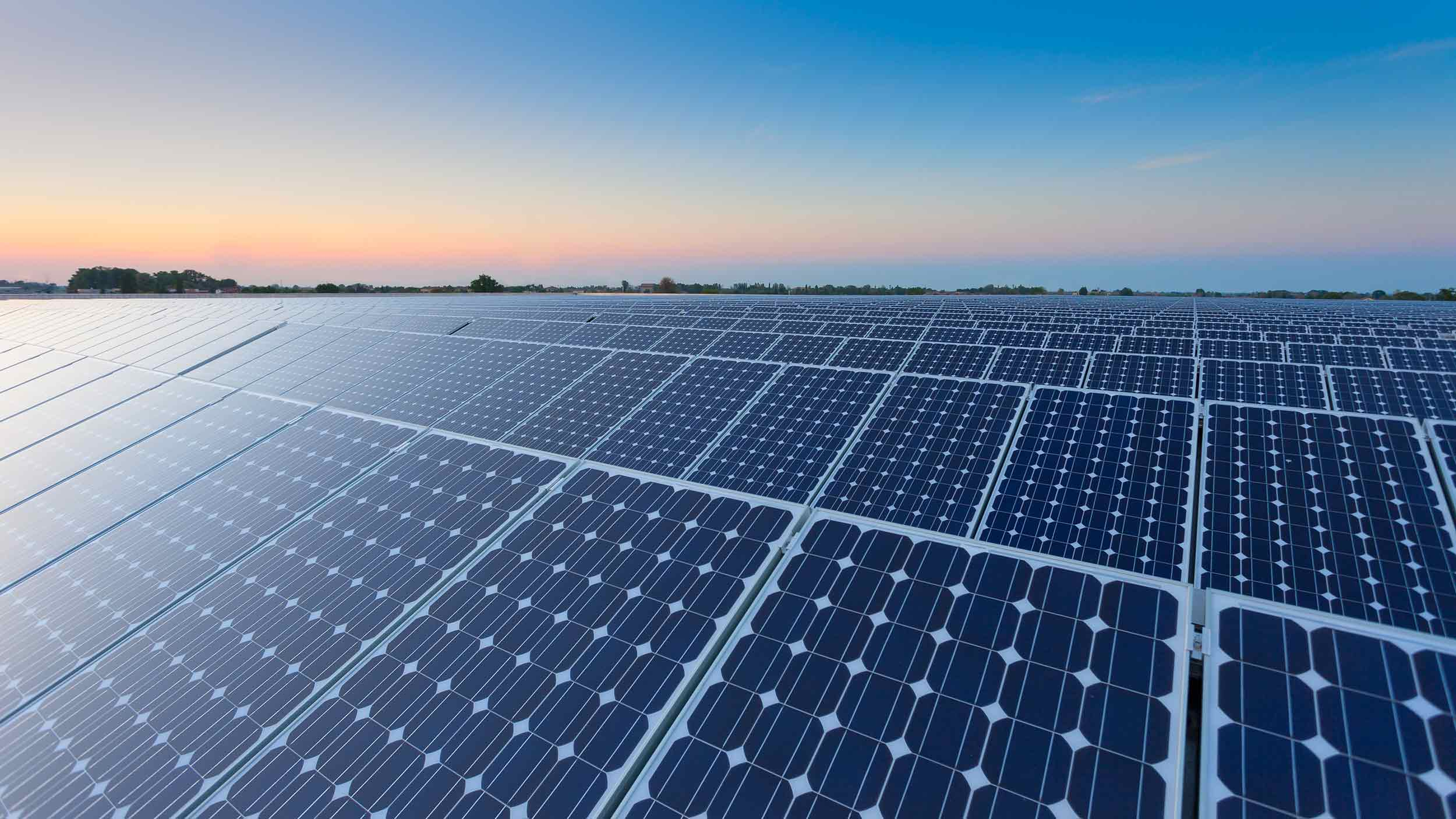 Norsk selskap bygger en av Sveriges største solparker